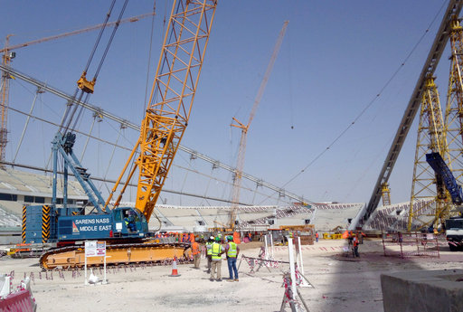 Qatar stadium safety concerns raised by death investiga