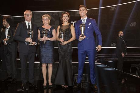 Switzerland Soccer FIFA Awards