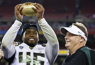 Michael Clay, Chip Kelly