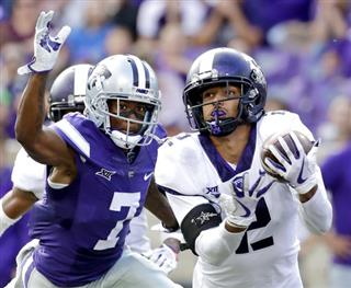 TCU Frogs Defending Football