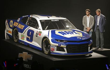 Chase Elliott, Bill Elliott
