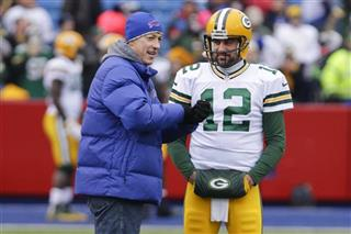 Jim Kelly, Aaron Rodgers