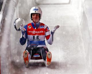 World Cup Luge