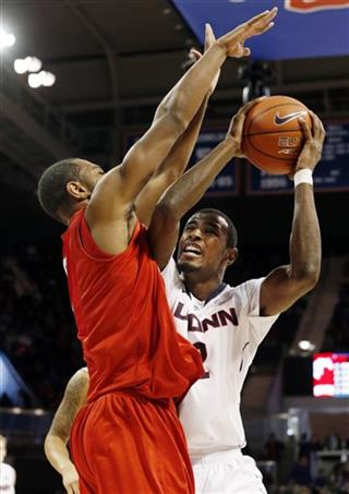 UConn SMU Basketball