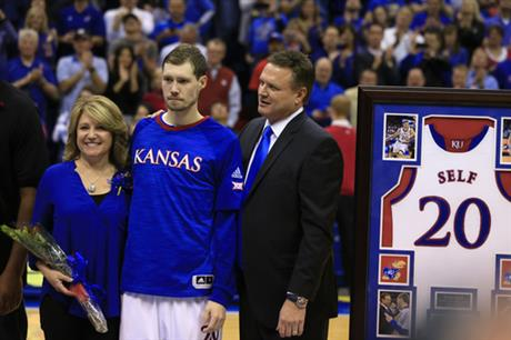 Tyler Self, Bill Self