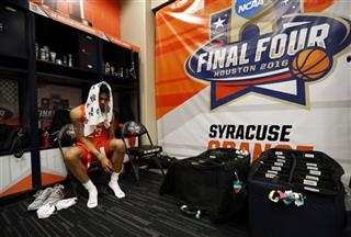 APTOPIX NCAA Syracuse North Carolina Final Four Basketball