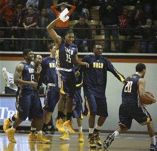 UNC Greensboro Virgina Tech Basketball