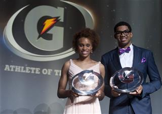 Gatorade Athlete Of The Year