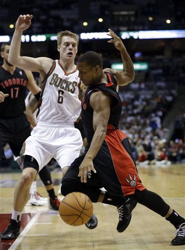 Raptors-Bucks 11/2/2013 | Photo Gallery