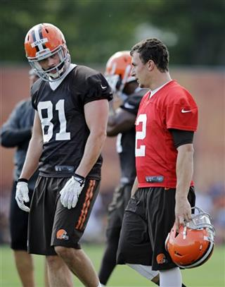 Johnny Manziel, Jim Dray