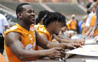 Tennessee Depth Issues Football