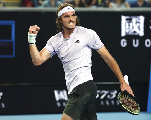 The Latest Stefanos Tsitsipas Wins In 3 Sets Over Car Accesswdun Com