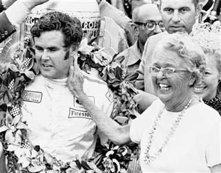 Indy 500 1970 Countdown Race 54 Auto