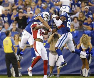 Colts-Young Defense Football