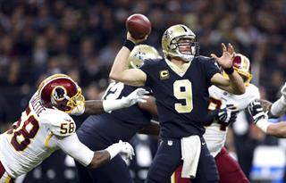Drew Brees, Junior Galette