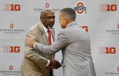 Gene Smith, Chris Holtmann