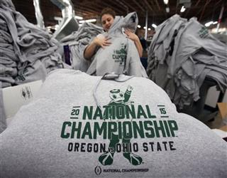 Playoff Championship Merchandise Football