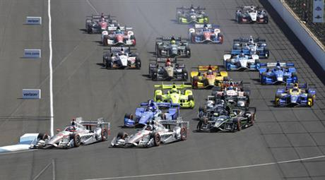 IndyCar GP Auto Racing