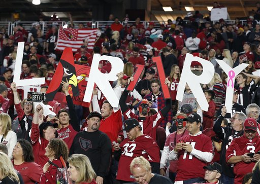Hail Larry trumps Hail Mary as Cardinals beat Packers i