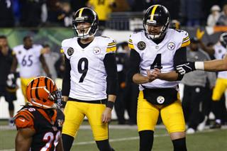 Chris Boswell, Jordan Berry