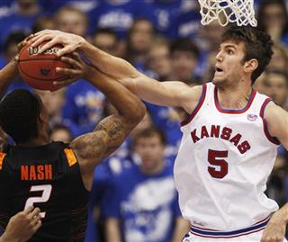 Jeff Withey, Le'Bryan Nash