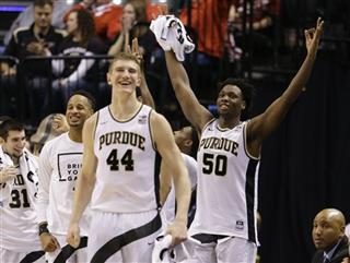 Isaac Haas, and Caleb Swanigan