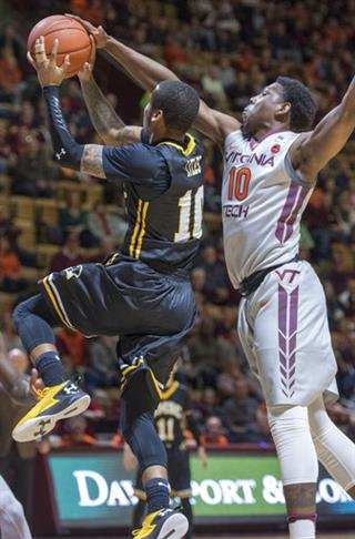 Virginia Tech Preview Basketball