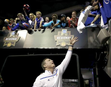 NCAA Kansas Basketball