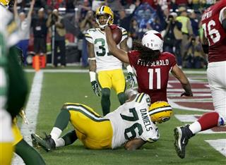 Larry Fitzgerald, Mike Daniels