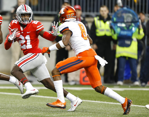 Parris Campbell, Nate Hobbs