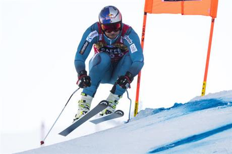 Switzerland Alpine Ski World Cup