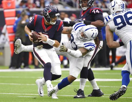 Tom Savage, Jabaal Sheard