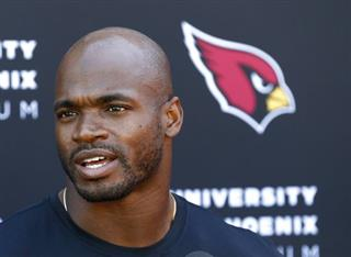 Cardinals Peterson Football