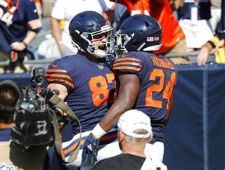 Jordan Howard, Adam Shaheen
