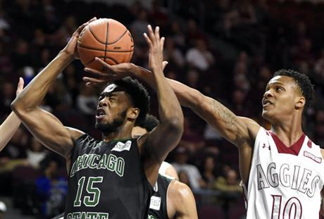 WAC Chicago St New Mexico St Basketball