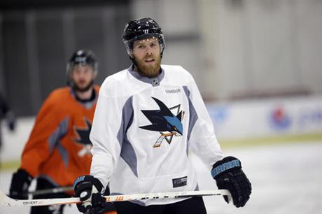 Joe Pavelski