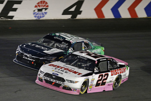 Ryan Blaney, Daniel Suarez