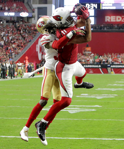 APTOPIX 49ers Cardinals Football