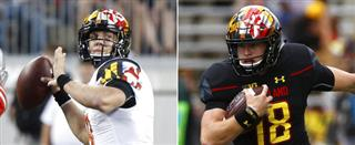 Maryland Offense Football