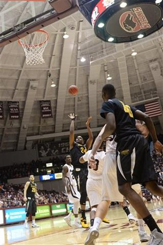 Wichita St Southern Illinois Basketball