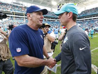 Mike Mularkey, Adam Gase