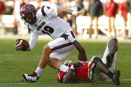 South Carolina Georgia Football