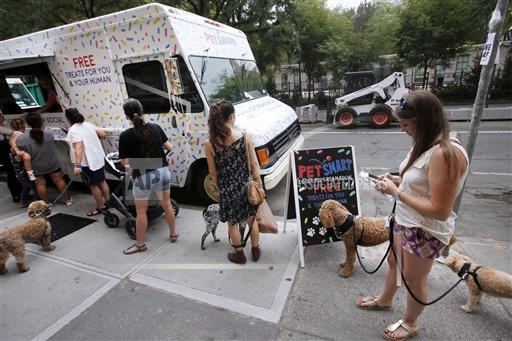 PetSmart Doggie Ice Cream Social | Buy Photos | AP Images