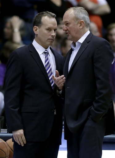 Thad Matta, Chris Collins