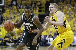 Keith Appling, Mike Gesell