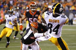 Antonio Brown, Dre Kirkpatrick