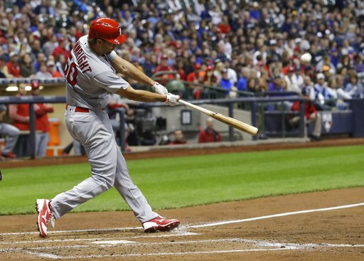 Cards' Wainwright has HR, 4 RBIs in first win of season ...