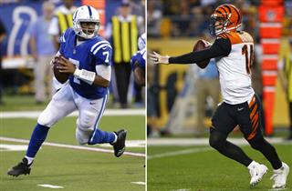 Colts Bengals Preview Football