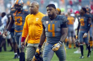 Tennessee-Players Cited Football