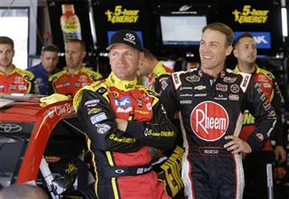 Clint Bowyer, Kevin Harvick
